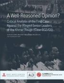 Well Reasoned OPinion cover